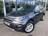 LAND ROVER DISCOVERY SPORT 2.0 TD4 HSE 4X4 AUTOMATIC 7 SEATS 15 65 £26975