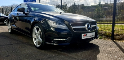 MERCEDES BENZ 3.0 CLS350 BLUE EFFICIENCY AMG SPORT 7G-TRONIC 13 13 £15975