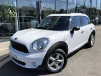 MINI 1.6 COUNTRYMAN ONE PEPPER PACK 5DR 13 63 £9475