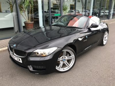 BMW Z4 2.0I S DRIVE M SPORT CONVERTIBLE START/STOP 12 62 £11975