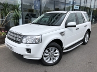 LAND ROVER FREELANDER 2 2.2 SD4 HSE 4X4 AUTOMATIC 12 12 £15475