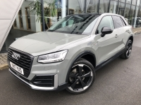 AUDI Q2 1.4 TFSI CoD EDITION 1 SUV 5 DOOR PANORAMIC ROOF 17 17 £SOLD