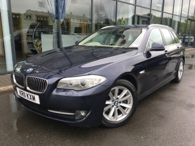 BMW 5 SERIES 520 2.0 520D SE TOURING 5 DOOR AUTOMATIC 11 11 £11975