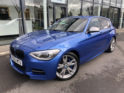 BMW 1 SERIES 3.0 M135i SPORTS 5 DOOR HATCHBACK START/STOP 13 63 £15475